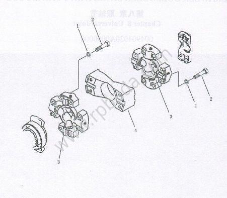 На чертеже в сборе - 004904020A0000000 / TY160.20