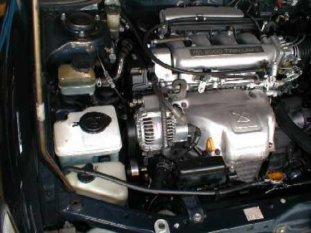двигатель Toyota 3S-GE