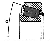 Подшипник роликовый конический 7206