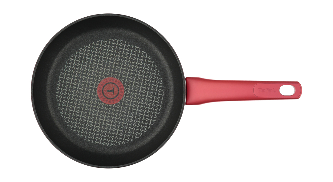 Новый, простой в использовании индикатор Thermo-spot позволяет жарить при оптимальной температуре и сохранение максимум вкуса и питательных веществ