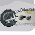 Система смазывания цепей Ematic