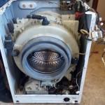 Ремонт стиральной машины с разбором