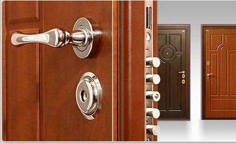 Заказывать входные двери нужно только в авторитетных организациях