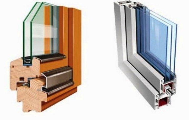 Пластиковые и деревянные окна - выбор сложен