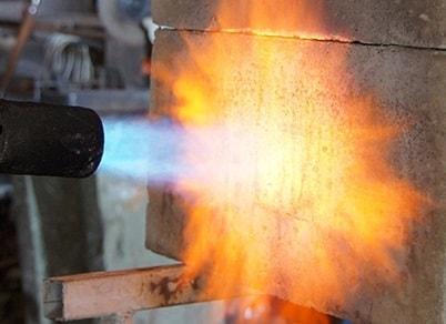 Огнестойкость газобетона