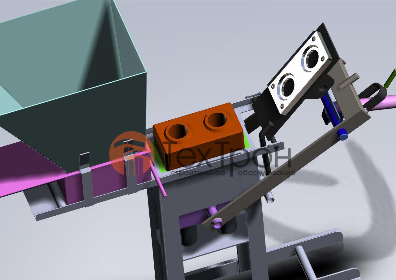 Лего-станок