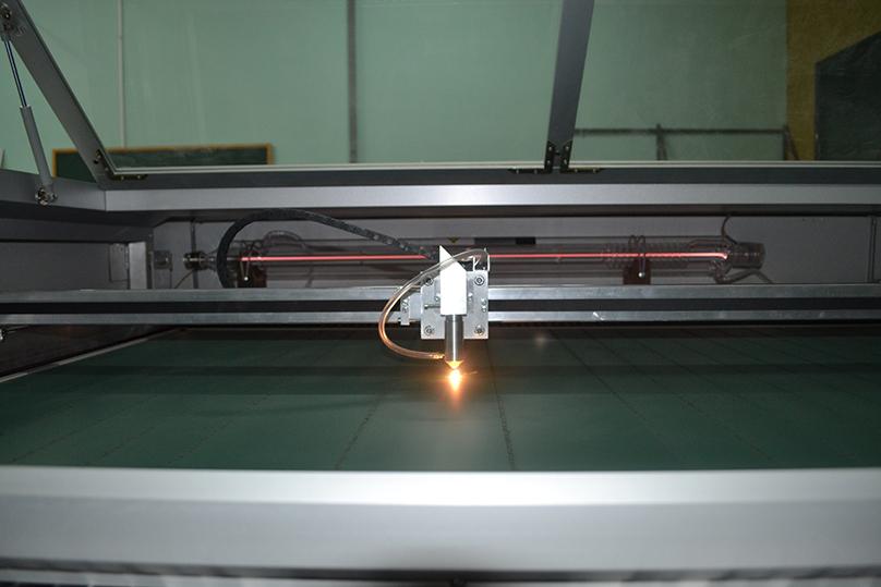 Уникальное лазерное расчерчивание меловых и маркерных досок