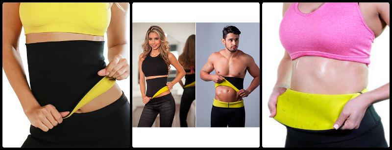 Пояс для схуднення живота Hot Shapers