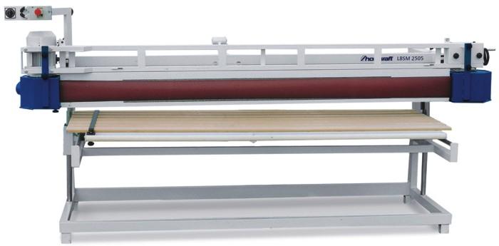 Станок ленточный шлифовальный LBSM 2505