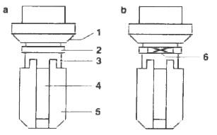Клапан постоянного объема без ограничения обратного потока