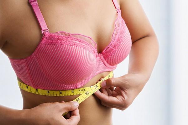 Як визначити розмір грудей