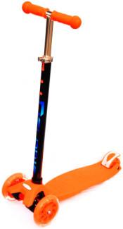 Samokat-detskij-Delanit-Maxi-Scooter-s-podstvetkoj-2-v-1-Delanit-8110-orange-light