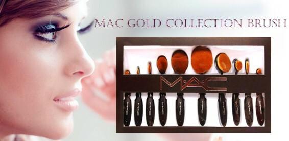 КРртинРи по зРпросу НРбор Ристей MAC Gold Collection Brush 10 штуР