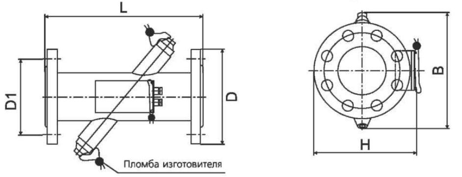 В форме прямой трубы однолучевой ВИРС-У.jpg