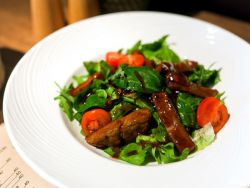 тайский салат с говядиной рецепт