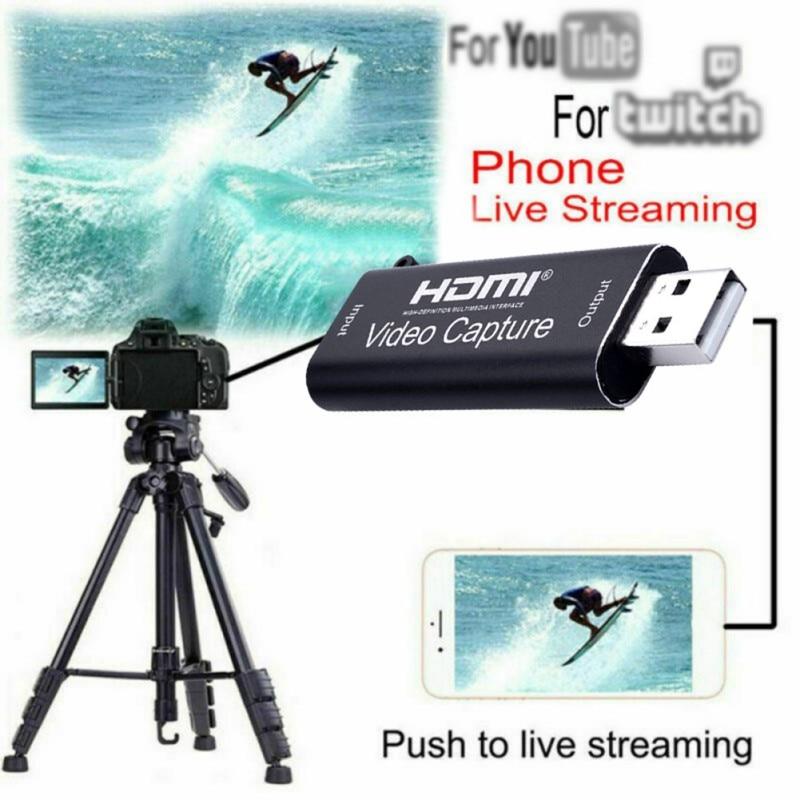 Устройство видеозахвата HDMI to USB