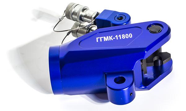 Привод для гидравлического гайковерта ГГМК-11800