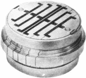 Клапан ПІК (вид з боку виходу газу)