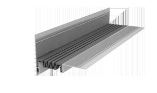 Профиль для деформационного шва ДШС-50/0-УГЛ