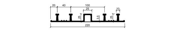 Гидрошпонка ДО-220/25