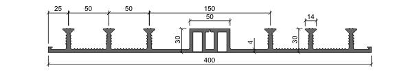Гидрошпонка ДО-400/50