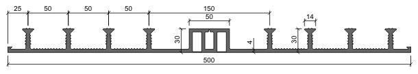 Гидрошпонка ДО-500/50
