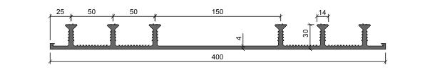 Гидрошпонка ХО-400-6/30