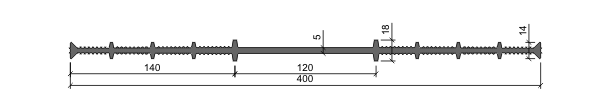 Гидрошпонка ХВ-400