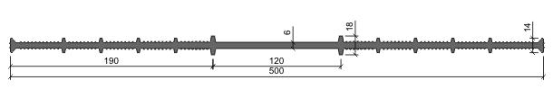 Гидрошпонка ХВ-500