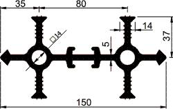 Гидрошпонка УВ-150