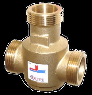 Термостатический смесительный клапан для твердотопливных котловб Kv9