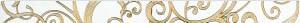 Aparici Angel +7170 Бордюр керамич. ANGEL ORO CENEFA, 4,3x59,2