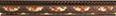 Aparici Scarlett +12874 Бордюр керамич. LACE MOLD, 3x25,1