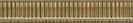 Aparici LINEAGE +16739 Бордюр керамич. MAJESTIC GOLD MOLD, 3,5X20