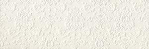 Impronta Stone Plan Wall +17453 Декор керамич. JACQUARD BIANCO, 32x96,2
