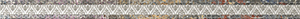Aparici Carpet +22485 Бордюр керамич. CARPET CF, 5x75,6