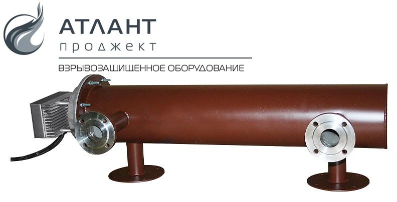 Взрывобезопасный теплообменный нагреватель ВНУ-ТО