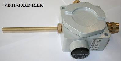термостаты УВТР-10Б.D.R.LK (от 0 до 40 гр С, c латунной защитной колбой )