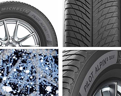 Картинки по запиту Michelin Pilot Alpin PA5 опис