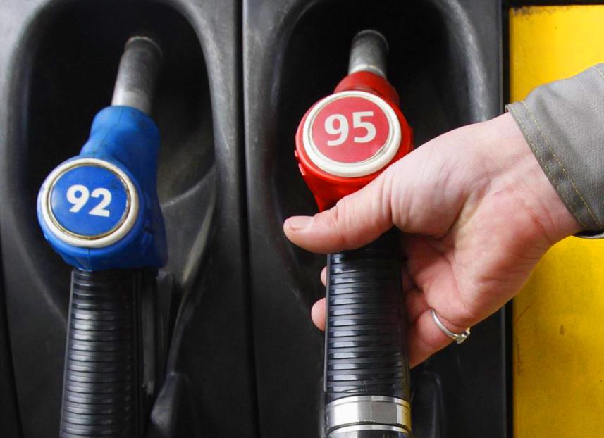 Купить бензин 92 или 95