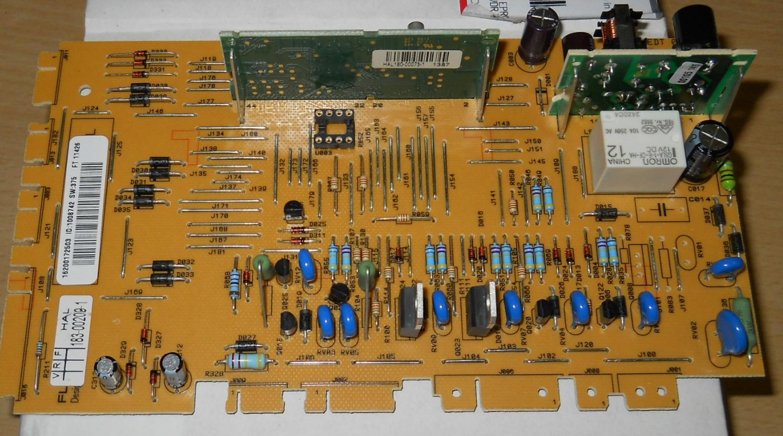 Электронный модуль холодильника