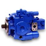 Регульовані гідромотори Eaton Vickers, посилена серія 1