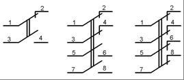 Електрична схема комутації