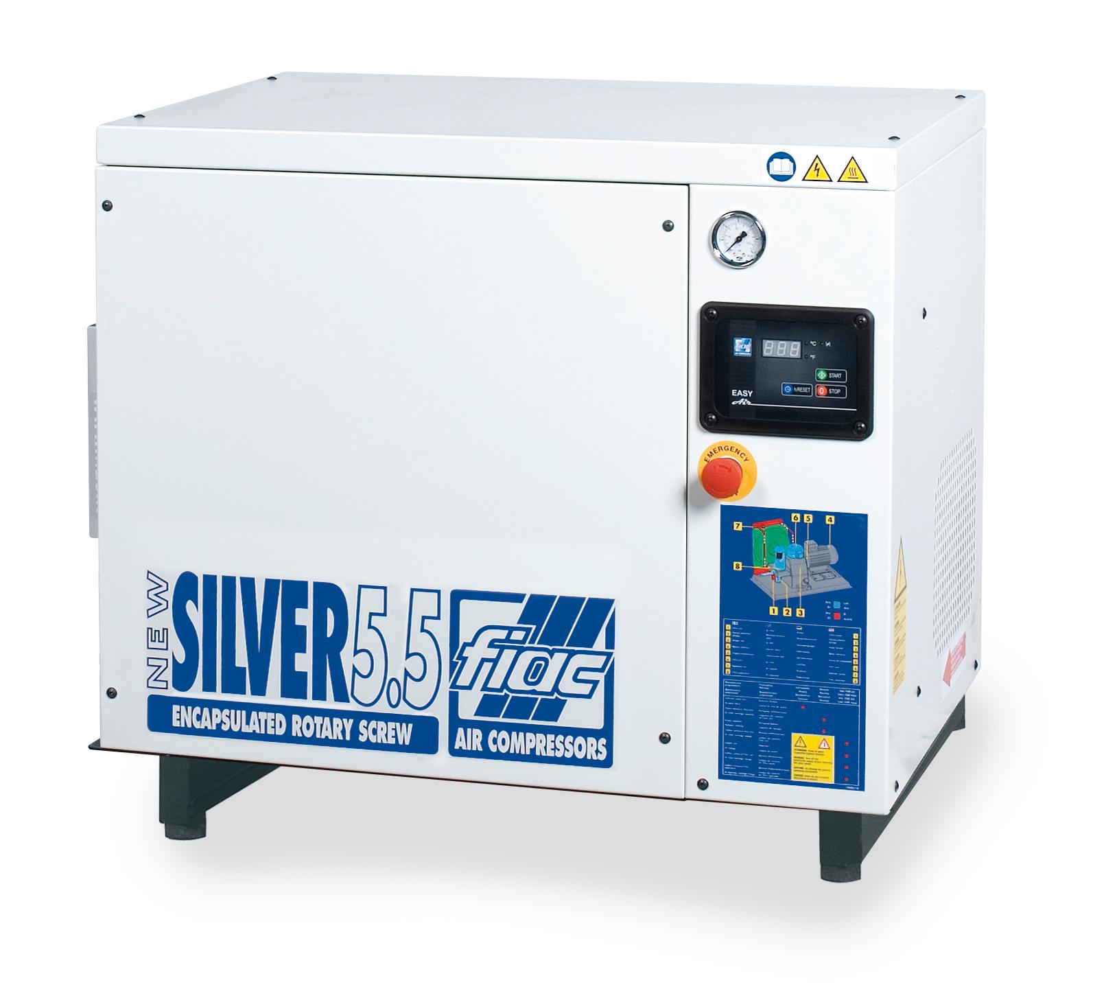 Серия New Silver FIAC New Silver фото, схема, габариты, паспорт, характеристики, инструкция, картинка, параметры, изготовитель, завод производитель