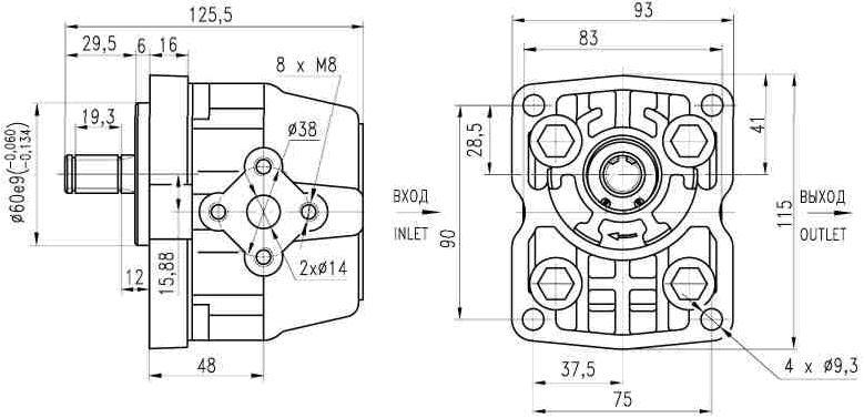 фото, схема, паспорт, характеристики, инструкция, картинка, параметры, изготовитель, завод производитель