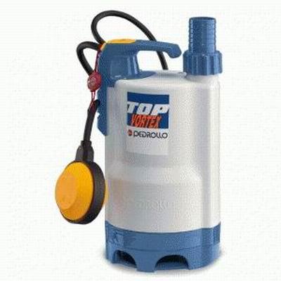 Погружные дренажные насосы TOP VORTEX для загрязненной воды
