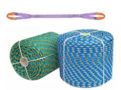 Стропа текстильные