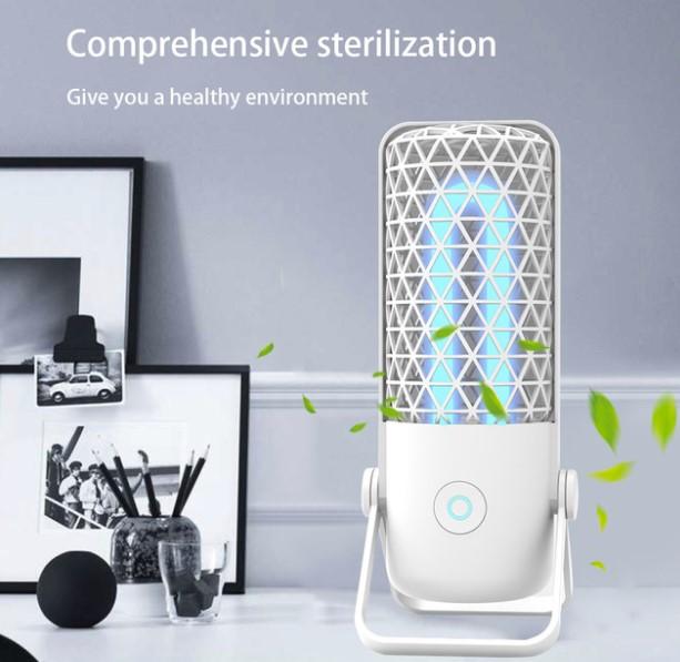 ультрафиолетовая лампа для дезинфекции