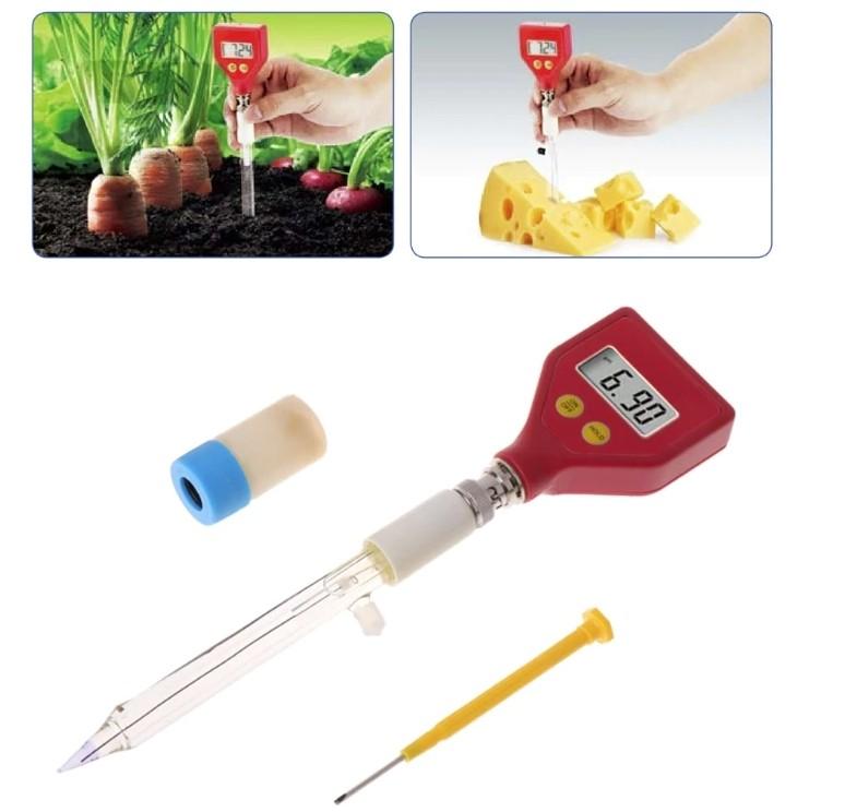 ph метр для воды, купить ph метр, pH для косметики, pH слюны, pH кремов, pH теста