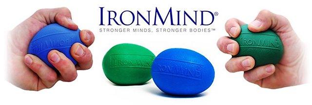 Комплект эспандеров IronMind EGG Blue+EGG Green
